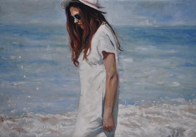 , 'Strand I.,' 2019, Galerie Barbara von Stechow