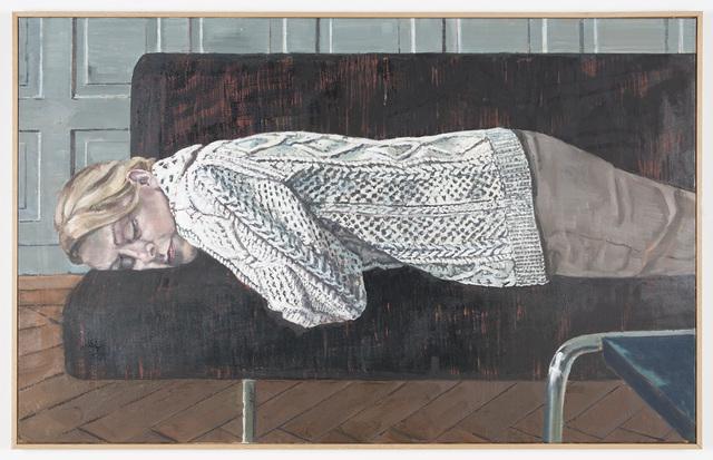 , 'Der Schlaf,' 2015, Galerie Peter Kilchmann