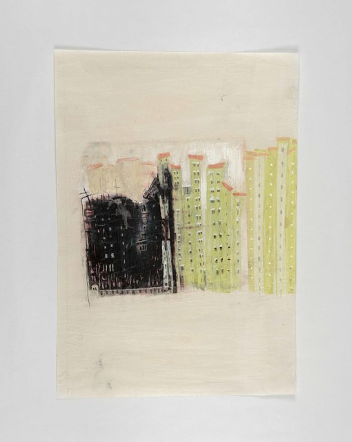 , 'Viertel 3,' 2012, Zilberman Gallery