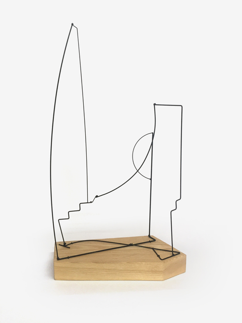 , 'Wire Landscape V,' 2017, Uprise Art