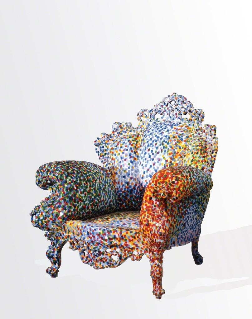 Alessandro mendini chair poltrona di proust 1978 artsy for Poltrona proust