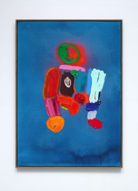 Marc Horowitz, 'HE HAD ENOUGH RESPECT FOR PAINTING to quit.', 2019, Johannes Vogt Gallery
