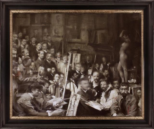 , 'Captive Audience,' 2018, ARCADIA CONTEMPORARY