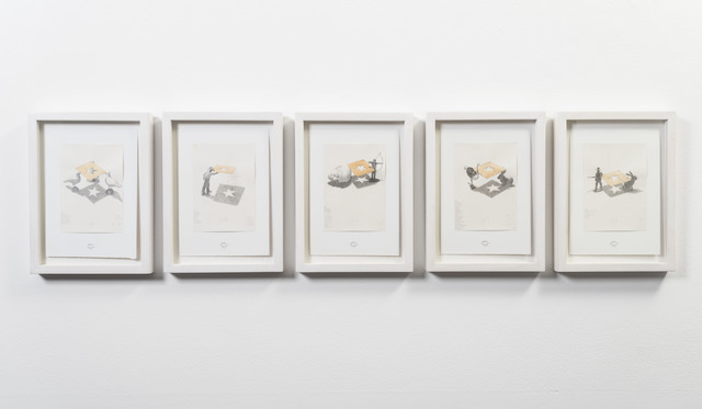 , 'Au Bataclan,' 2015, Casas Riegner