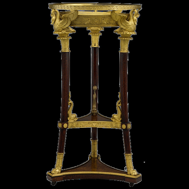 , 'Washstand,' 1800-1814, Bard Graduate Center Gallery