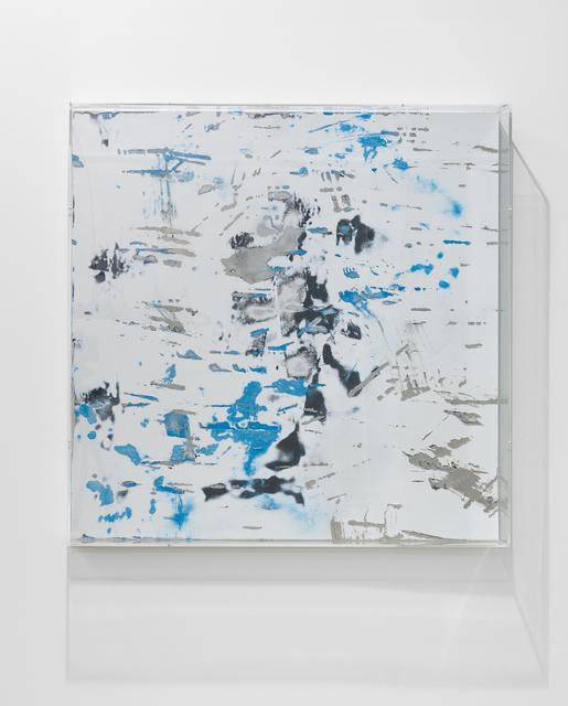 , 'Dubplate 9,' 2018, Galerie Nikolaus Ruzicska