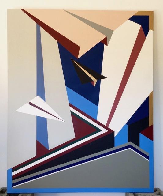 , 'NW77,' 2016, Joseph Gross Gallery