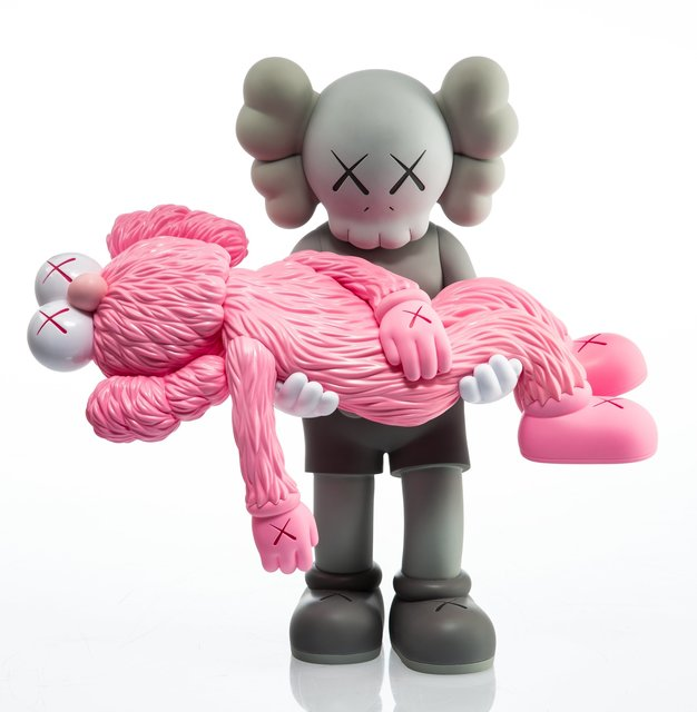 KAWS, 'Gone (Grey)', 2019, Heritage Auctions