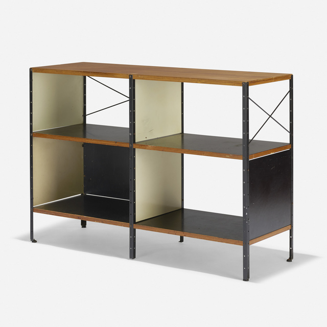 Charles and Ray Eames, 'ESU 200-C', 1950, Wright