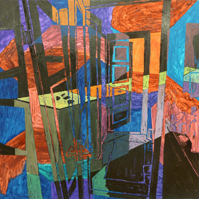 , 'Door,' 2018, Charlotte Fogh Gallery