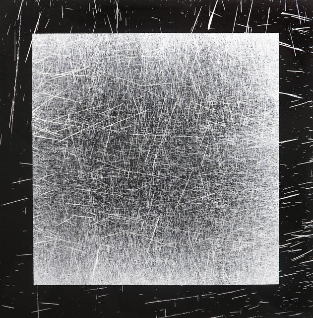 , 'Peinture 1x1 madmaxx sur toile #3,' 2019, Ground Effect Gallery