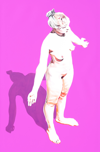 , 'Standing Nude,' 2014, Aki Gallery