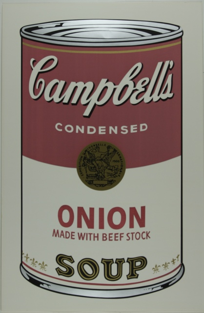 Andy Warhol, 'Campbell's Soup I, Onion F&S II.47', 1968, Fine Art Mia