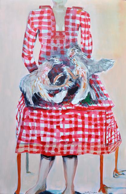 , 'The Pecking Order II,' 2015, Yavuz Gallery