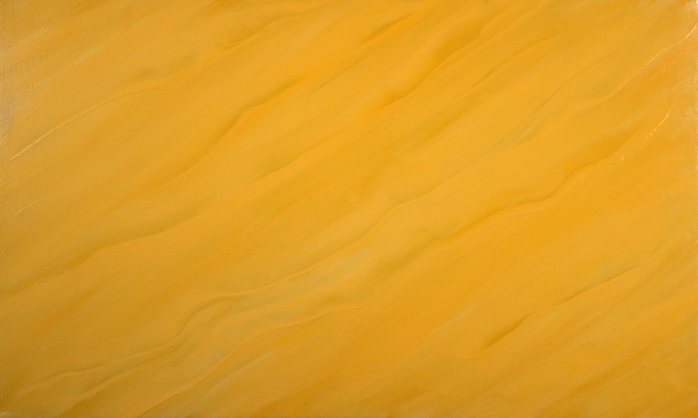 , 'Streaming Yellow,' 2015, Carter Burden Gallery