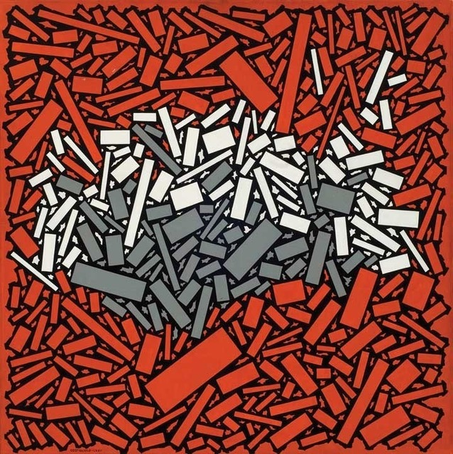 José Pedro Costigliolo, 'Rectangulos CCXXX,' 1965, Sammer Gallery LLC
