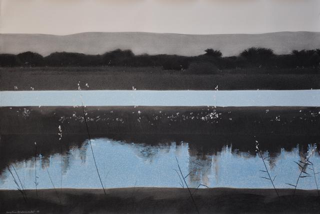 , 'Landscape 5,' 2015, Hafez Gallery