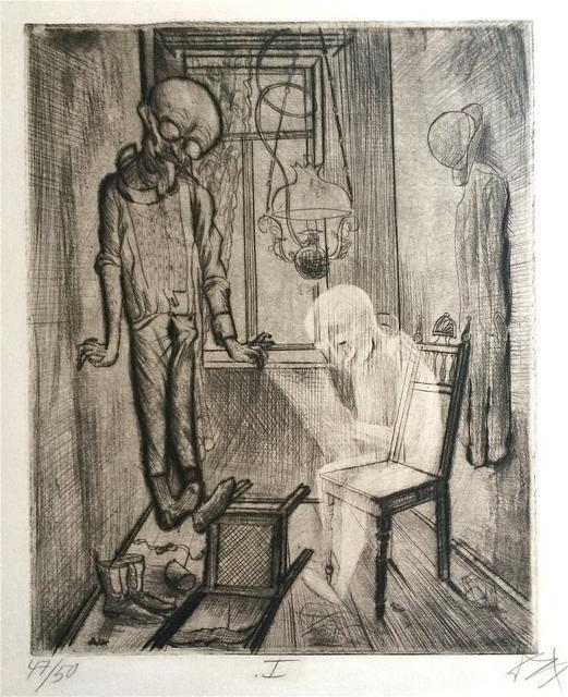 , 'Der Selbstmörder,' 1922, Gerrish Fine Art