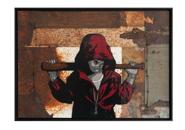 , 'Teenage Riot,' 2018, Urban Spree Galerie