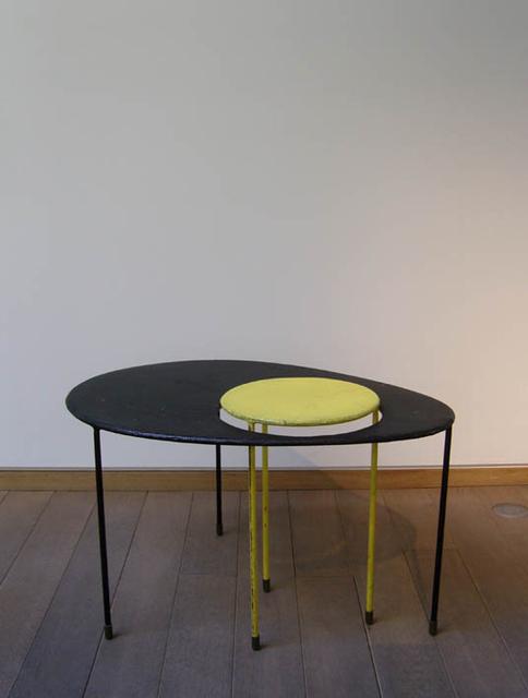 , 'Ovoïde «Kangourou» table,' 1954, Jousse Entreprise