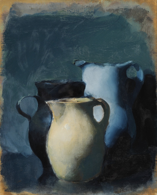 , 'Pitchers,' 2017, Susan Calloway Fine Arts
