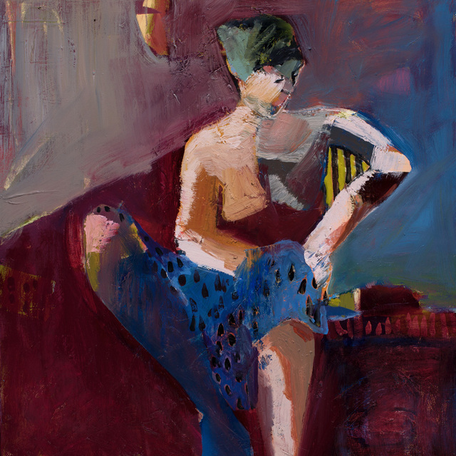 , 'Future,' 2018, Sue Greenwood Fine Art