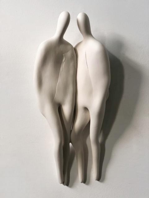 Emil Alzamora, 'Firn Series (Facing)', 2019, Pontone Gallery
