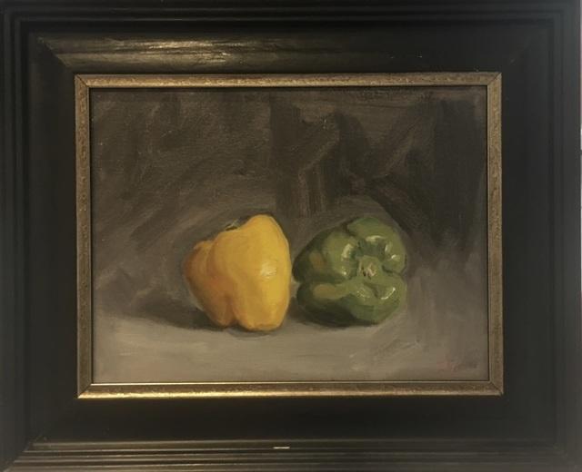 , 'Peppers,' 2017, Robert Eagle Fine Art