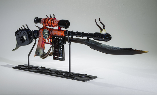 , 'Orc Rifle,' , Ruckus Gallery