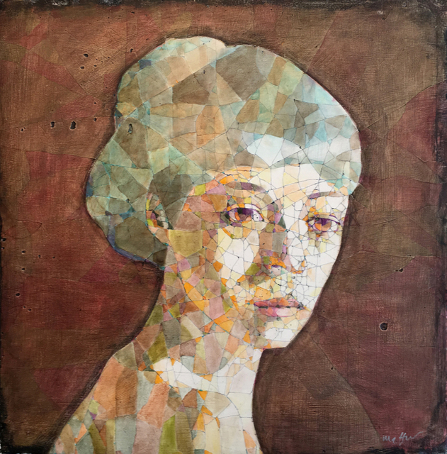 , 'A Fair Lady,' 2016, Sue Greenwood Fine Art