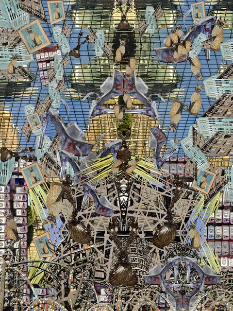 Gwen Adler, 'LA Walk, after Gino Severini', 2014, bG Gallery