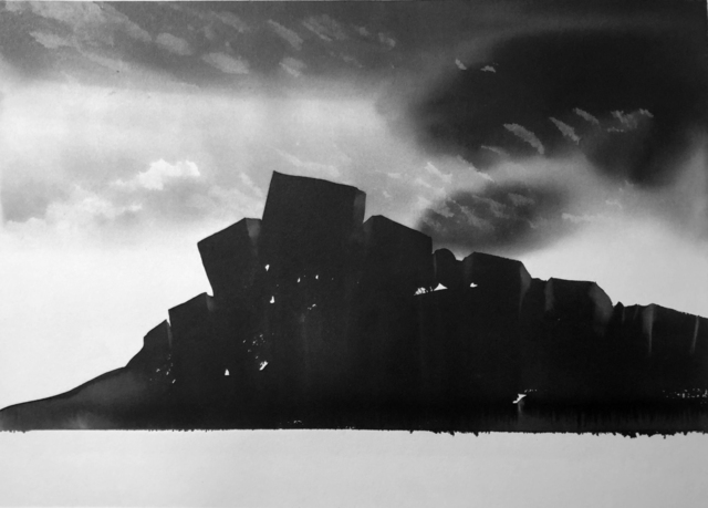 , 'Outside Laguna, New Mexico ( from 100 Views Along the Road),' 1978-1981, Bruce Silverstein Gallery