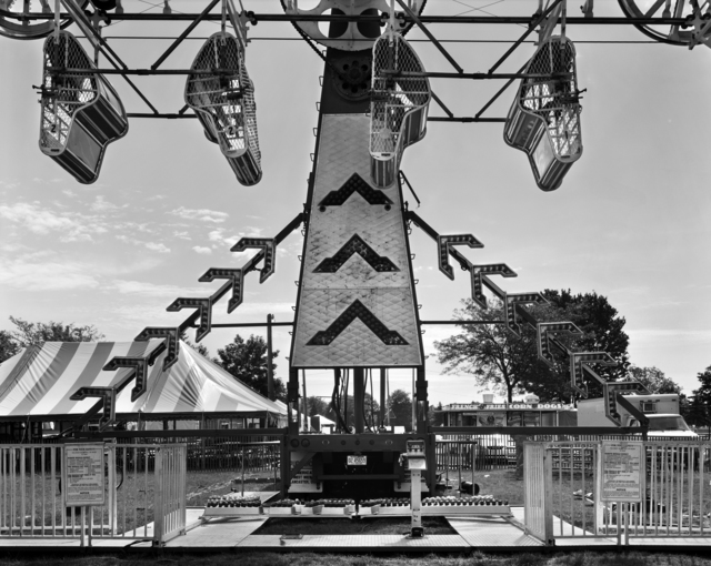 , 'Carnival Midway: The Zipper,' 2008, David Klein Gallery