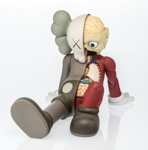 KAWS, 'Companion (Resting Place) (Brown)', 2013, Heritage Auctions