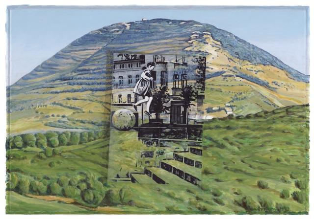 , 'Góra Tabor,' 1997, Biuro Wystaw
