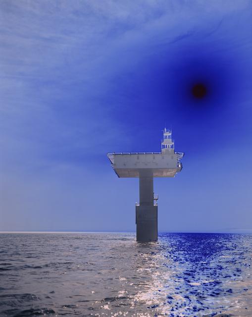 , 'Lighthouse (East),' 2011, Galerie Lelong & Co