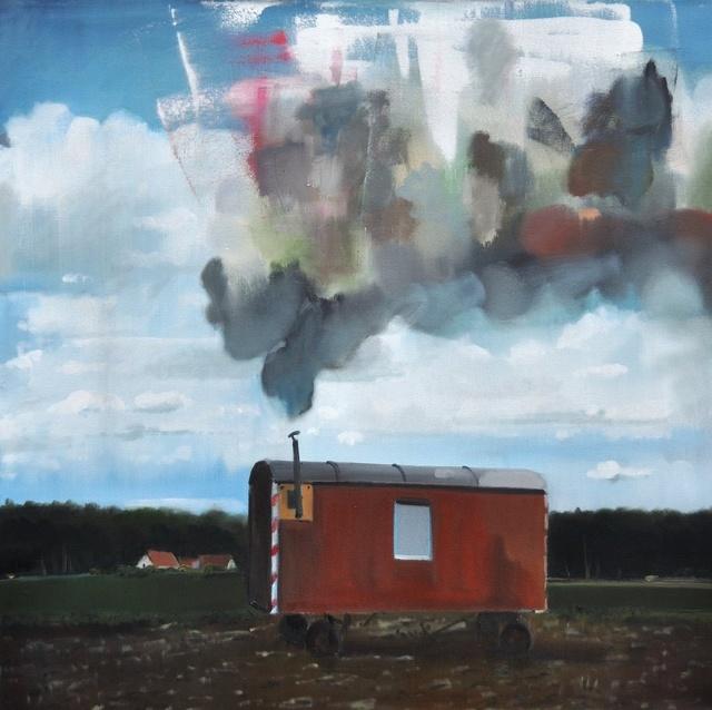 , 'Die Entdeckung I,' 2018, Bode Gallery