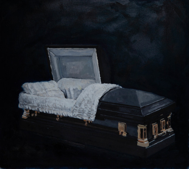 Reginald O'Neal, 'My Little Brothers Casket', 2018, Spinello Projects