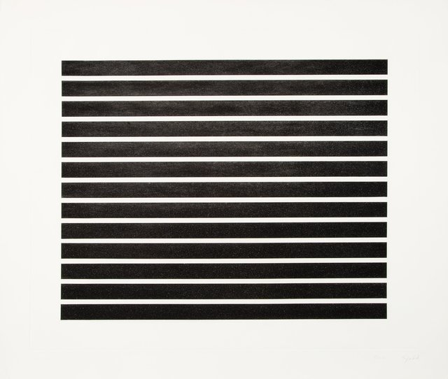 Donald Judd, 'Untitled', 1980, Print, Aquatint on wove paper, Heritage Auctions