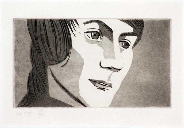 Alex Katz, 'Timmie', 1972, Kunzt Gallery