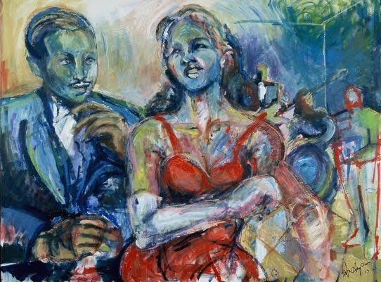 , 'Fascinating Rhythm,' , Zenith Gallery