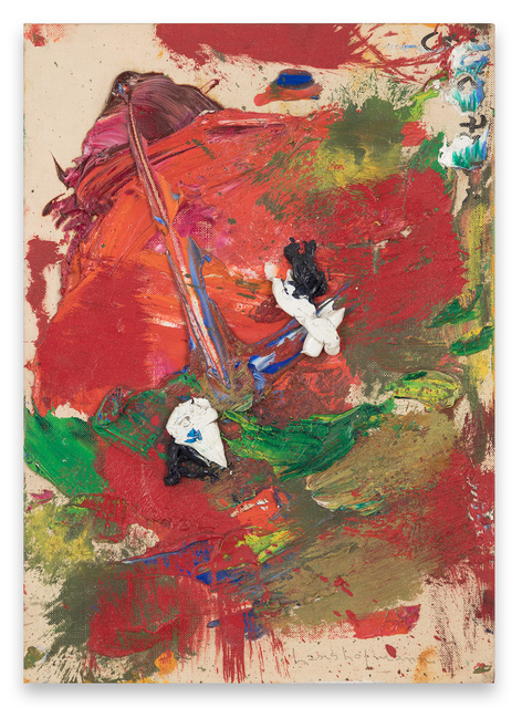 , '[Untitled],' c. 1960 -1965, Miles McEnery Gallery