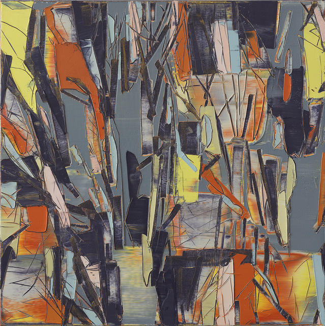 , 'Tamarisk (Negev),' 2015, Inman Gallery