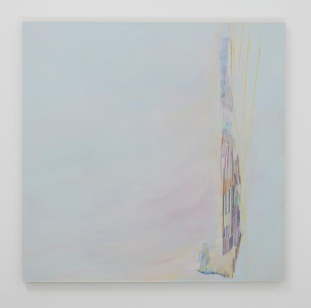 , 'Lavender Cadence,' 2018, River