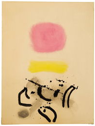Adolph Gottlieb, 'Calligraphy,' 1970, Sotheby's: Contemporary Art Day Auction