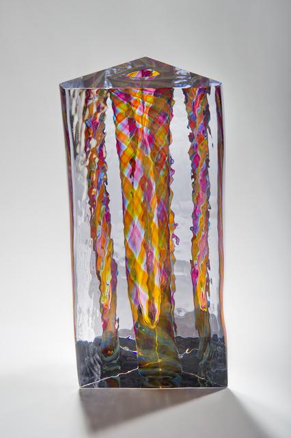 , 'Liquid Light,' 2017, London Glassblowing Gallery