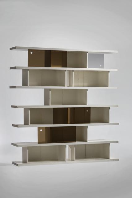 , 'Modular Bookcase Prototype,' 1970, Demisch Danant