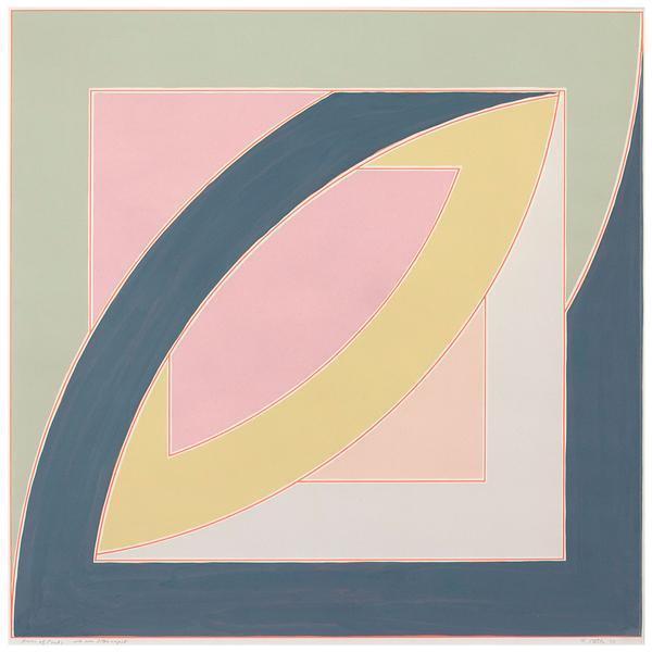 Frank Stella, 'River of Ponds', 1970, Caviar20
