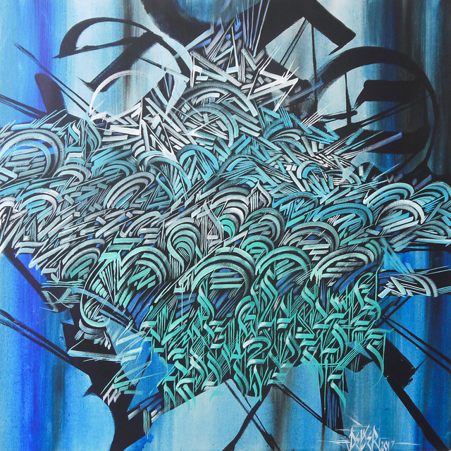 , 'Coast,' 2017, Fabien Castanier Gallery