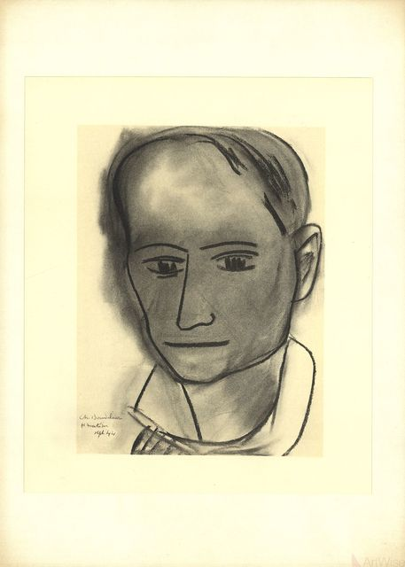 , 'Charles Baudelaire,' 1954, ArtWise